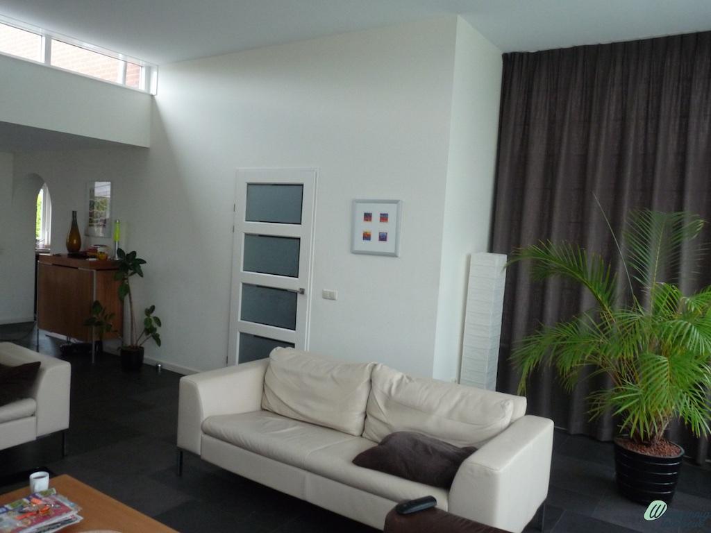 Kleur in de woonkamer - Waanzinnig Interieur