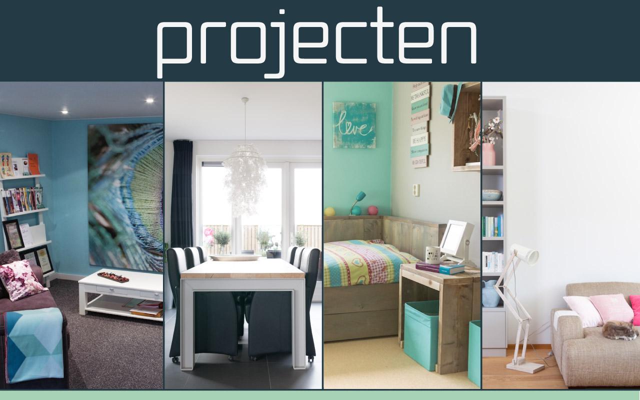 interieurstyling projecten