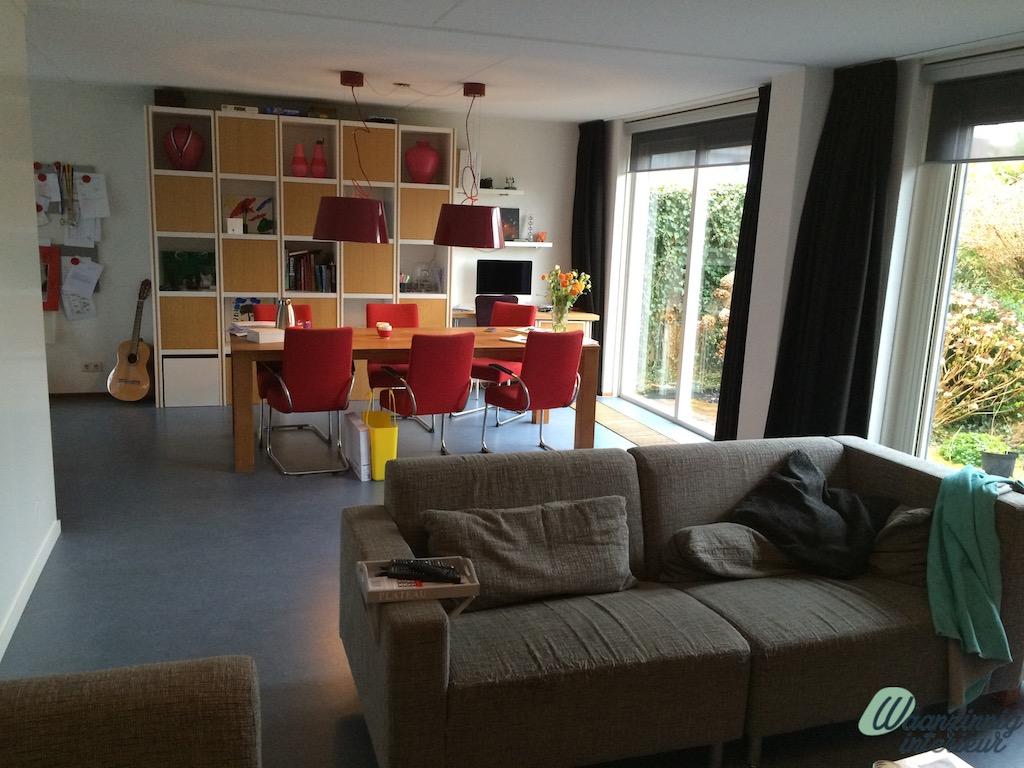 Woonkamer restyling - Waanzinnig Interieur